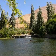 Photo taken at Camping Rancho Rodriguez by Jennifer B. on 12/8/2012