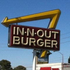 Photo taken at In-N-Out Burger by Alexis S. on 5/2/2013