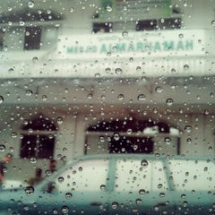 Photo taken at Masjid Al-Marhamah by Friska M. on 11/23/2012