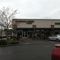 Photo taken at Starbucks by Emylee on 4/20/2013
