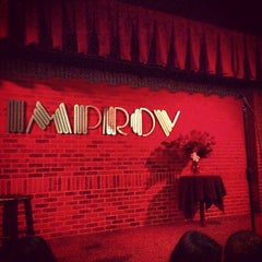 Photo taken at Improv Comedy Club by Junior A. on 4/27/2013