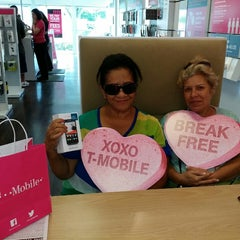 Photo taken at T-Mobile by ☆ C a r m s ☆ on 2/12/2014