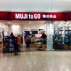 Photo taken at MUJI to Go by Cole K. on 11/25/2015