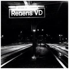 Photo taken at Gare de Renens by Chris R. on 12/7/2012