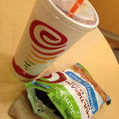 Photo taken at Jamba Juice by Aldouse H. on 1/12/2013