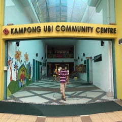 Photo taken at Kampong Ubi Community Centre by Gerard T. on 6/7/2015