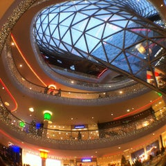Photo taken at MyZeil by Darcy S. on 12/21/2012