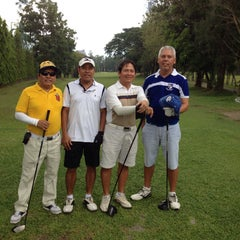Photo taken at Camp Aguinaldo Golf Club by Bert A. on 6/4/2015