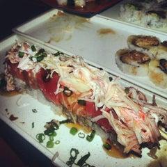 Photo taken at IOU Sushi by Reginald N. on 9/29/2012