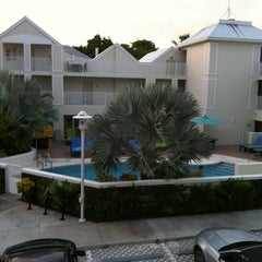 Photo taken at Silver Palms Inn by Matt P. on 10/18/2012