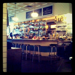 Photo taken at The Bowery Diner by Hye Yeon G. on 1/4/2013