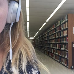 Photo taken at Walter Clinton Jackson Library by Hannah W. on 10/22/2015
