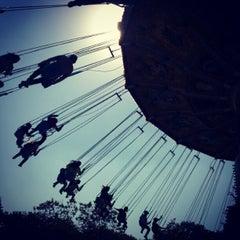 Photo taken at Six Flags México by Eduardo A. on 2/2/2013