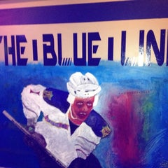 Photo taken at The Blue Line Sports Bar by Adam B. on 9/15/2013