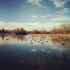 Photo taken at Washington Park by Lindsay P. on 12/2/2012