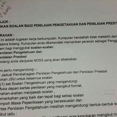 Photo taken at Pusat Latihan Pengajar dan Kemahiran Lanjutan (CIAST) by Adli M. on 10/10/2015