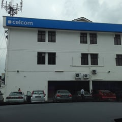 Photo taken at Celcom Centre by Elmy S. on 1/24/2014
