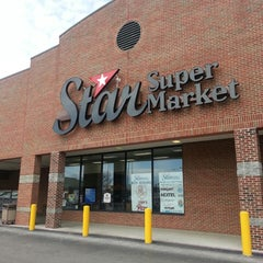 Photo taken at Star Super Market by Jim S. on 3/4/2013