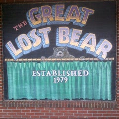 Photo taken at The Great Lost Bear by Mike J. on 10/6/2012