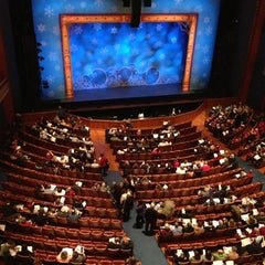 Photo taken at Ordway Center for the Performing Arts by Stephanie W. on 12/9/2012