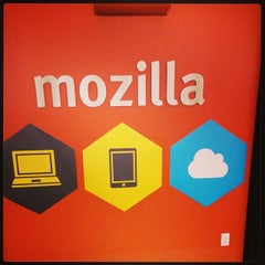 Photo taken at Mozilla HQ by Luis S. on 1/17/2014