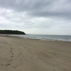 Photo taken at Sandy Point Plum Island Reservation by Cutter H. on 5/22/2014