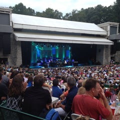 Photo taken at Chastain Park Amphitheater by Heyward W. on 7/8/2013