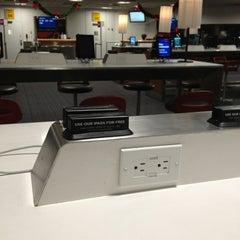 Photo taken at Terminal D (Delta Terminal) by Jennifer W. on 12/22/2012