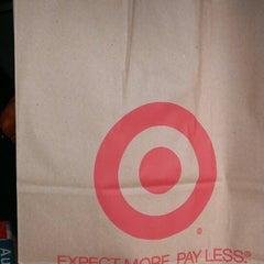 Photo taken at Target by David P. on 3/17/2013