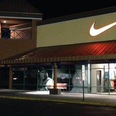 Photo taken at Nike Outlet by Kevin B. on 1/24/2015