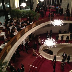 Photo taken at The Metropolitan Opera by Scott S. on 1/13/2013