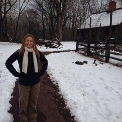 Photo taken at Jockey Hollow by Scott S. on 11/30/2014