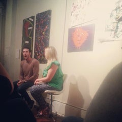 Photo taken at We Create NYC by Anne W. on 9/27/2012
