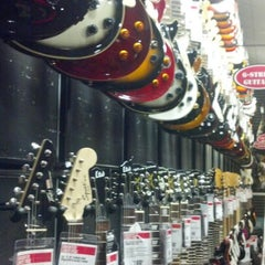 Photo taken at Guitar Center by Angela H. on 1/5/2013