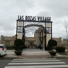 Photo taken at Las Rozas Village: Chic Outlet Shopping by Jerry L. on 4/29/2013