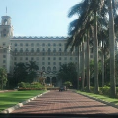 Photo taken at The Breakers Palm Beach by Jeffrey B. on 12/9/2012