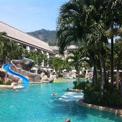 Photo taken at Centara Kata Resort Phuket by Simo K. on 3/10/2013