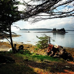 Photo taken at Hupper Island by Mike C. on 9/1/2013