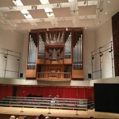 Photo taken at Strauss Performing Arts Center by Joe F. on 2/7/2013
