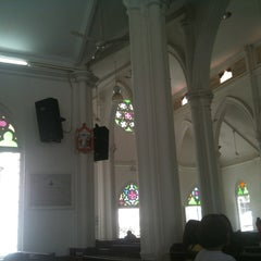 Photo taken at Church of St Anthony by Paula P. on 9/8/2013