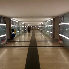 Photo taken at Stazione Milano Rogoredo by Lorenzo V. on 1/15/2013