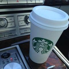 Photo taken at Starbucks by Alison C. on 5/29/2013
