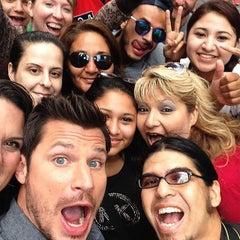 Photo taken at VH1 Big Morning Buzz Live Studio by Jorge G. on 10/17/2014