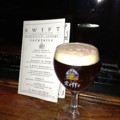 Photo taken at Swift Hibernian Lounge by Vladimir D. on 4/5/2013