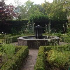 Photo taken at Botanische Tuin De Kruidhof by Amieke D. on 7/30/2014