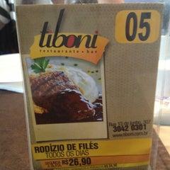 Photo taken at Tiboni by Rafa A. on 12/18/2012