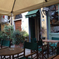 Photo taken at Bar Pietrasantese by Giuseppe G. on 6/15/2014