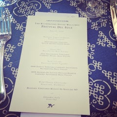 Photo taken at Beaulieu Vineyard's Rutherford House by Mindy J. on 7/19/2014