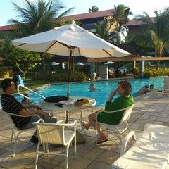Photo taken at Marulhos Muro Alto Resort by Igor D. on 9/15/2012