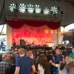 Photo taken at nTelos Wireless Pavilion by Barry C. on 10/19/2012